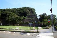 金沢城 宮守(いもり)堀