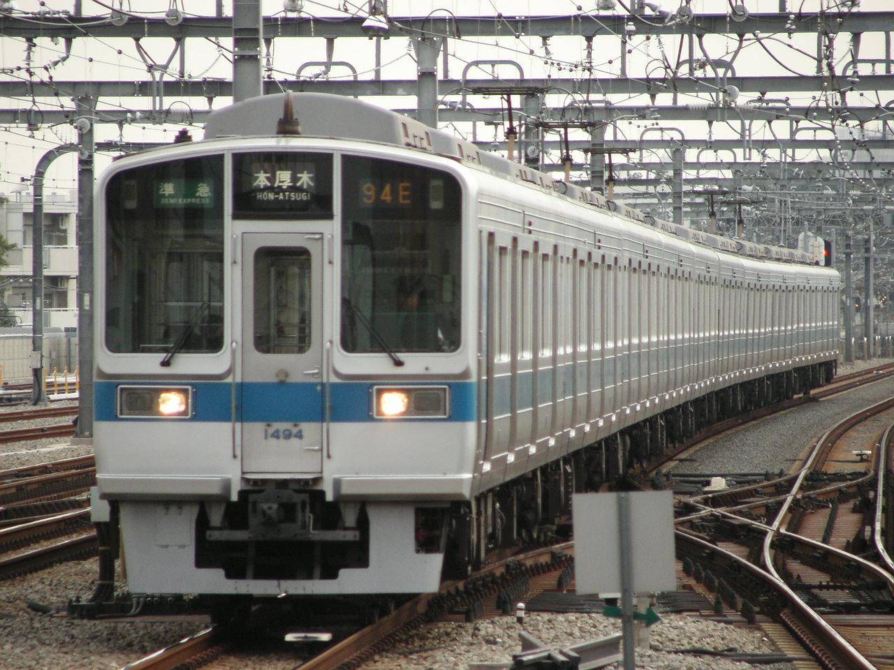 準急 : 【小田急電鉄】ダイヤ改...
