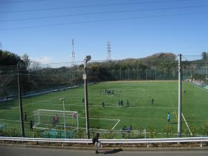 FC Machida practice pitch