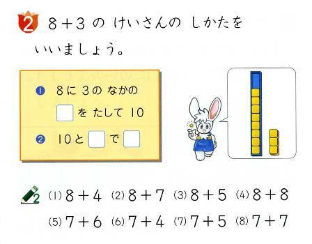 大日本足し算1