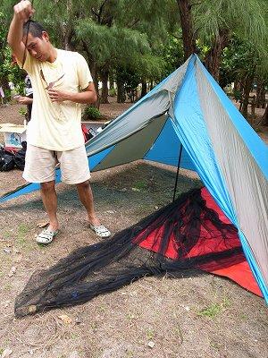 キャンプ準備4