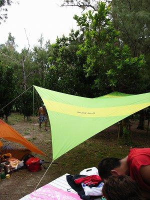 キャンプ準備6