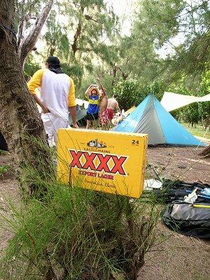 キャンプ準備7