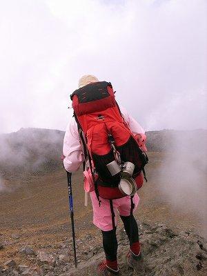 ピンク登山家