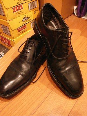 gore革靴1