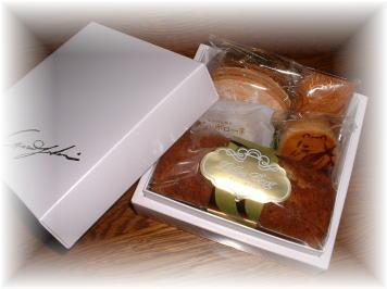 退院祝いのお菓子2