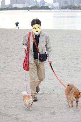 お散歩最高ー!!