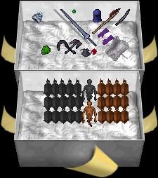 辛うじて有用なのは、幸運鎧/黒熊/青腕輪/ネクロ腕の4品種程度でしょうか?