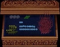 結局、ピンク色の巣は入手できなかったので、入口に「巣を除いた鍵セット」3袋を置いて帰りましたっけ OTL