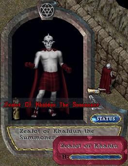 魔術も死霊術も中途半端なので、苦肉の策で [ Summoner ] なんて職業名になったのでしょうか?