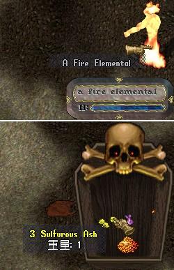 初心者の登竜門たる4大精霊は、プレイヤー・サイドのパワー・インフレにより見る影もありませんね