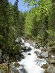 ハルシュタットの滝