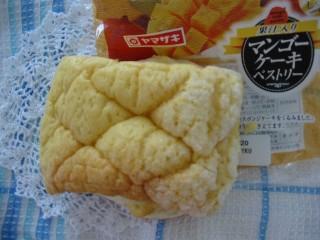 マンゴーケーキペストリー