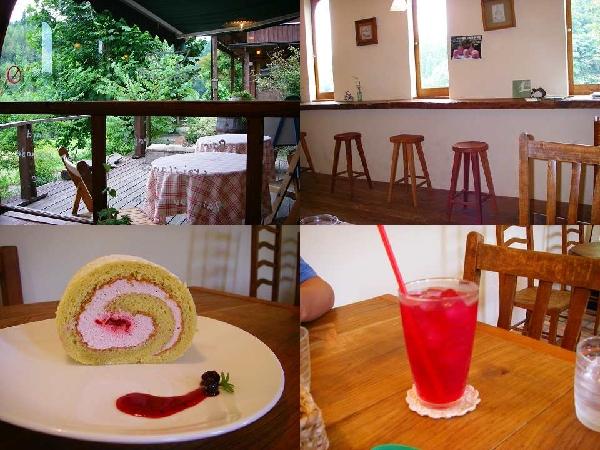 山ん中カフェ