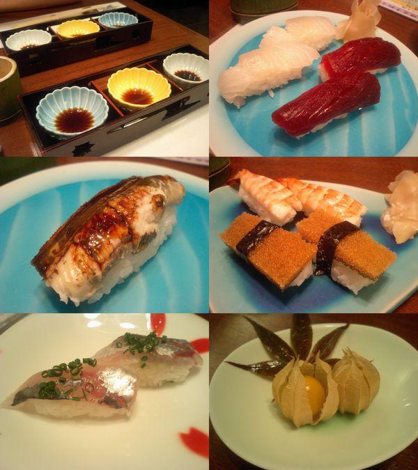 熊本の名店 金寿司でランチ!