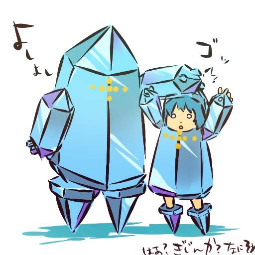 擬人ポケモン