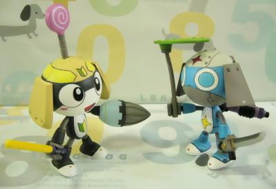 軍曹機器人-7