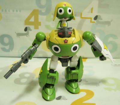 軍曹機器人-1