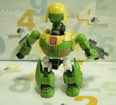 軍曹機器人-2