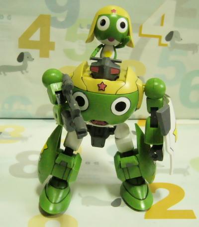 軍曹機器人-3