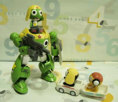 軍曹機器人-4