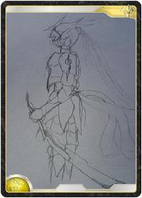 深光の騎士『白の聖皇』
