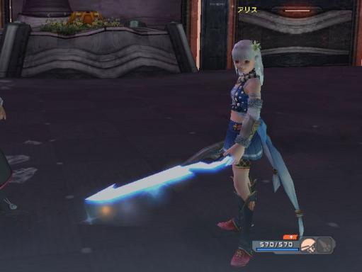 キラキラ剣1