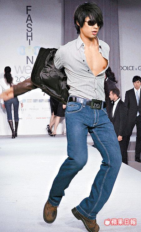vannessファッションショー