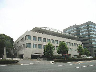 首都にあるシオン大使館