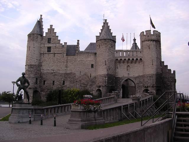グラーシャ王城