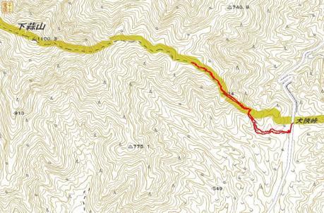 GPSログマップ