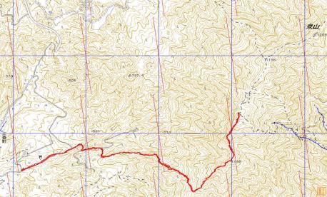 20120219泉山GPSログ