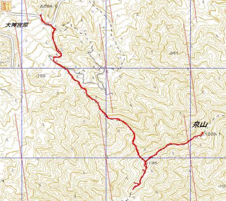 20120326泉山GPSログ