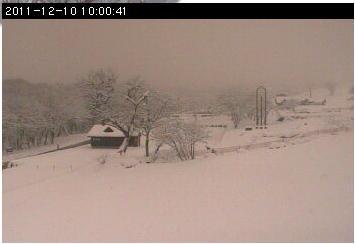 奥大山スキー場のライブカメラ画像