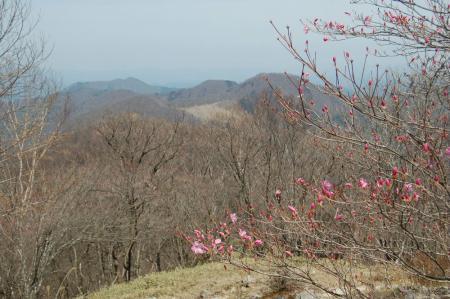 2薬師岳から見る尾根24
