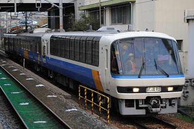 鉄道旅行 2011年12月6日 大阪城北詰→尼崎→千里丘→岸辺→東淀川→京橋 114