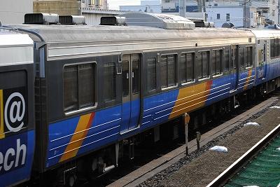 鉄道旅行 2011年12月6日 大阪城北詰→尼崎→千里丘→岸辺→東淀川→京橋 099