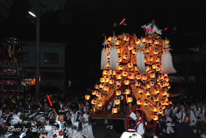 2007 伊曽乃神社祭礼 宮だし
