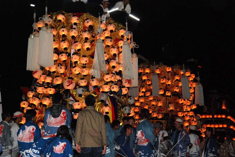 2007 西条校区後夜祭