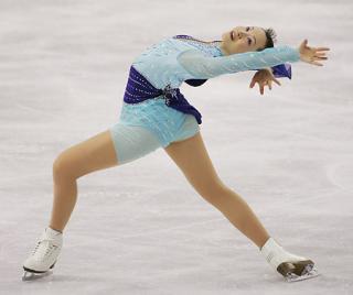 2006.2.23荒川静香トリノ五輪フリースタイル
