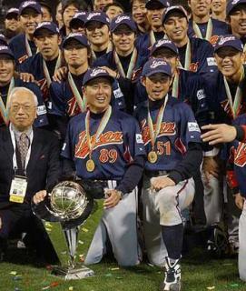 WBC日本優勝!