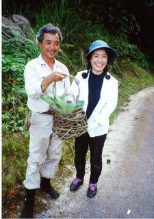 中田さんと島崎さん
