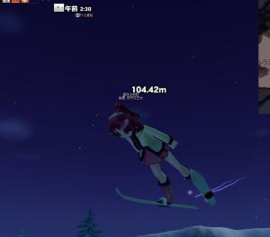 スキーイベント2