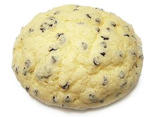 大きなチョコチップメロンパン