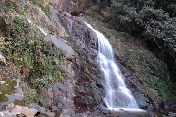 1霧合の滝