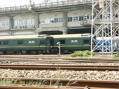 日本国内の最長距離を走行する寝台列車