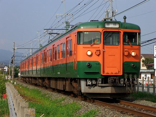 115系飯田線普通