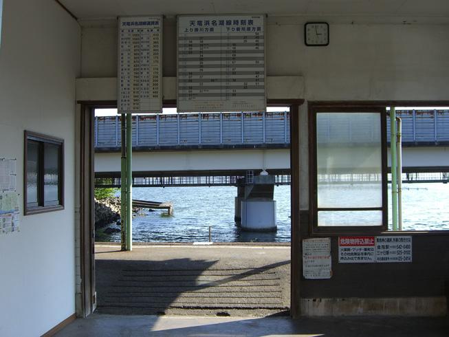 天浜線 浜名湖佐久米駅