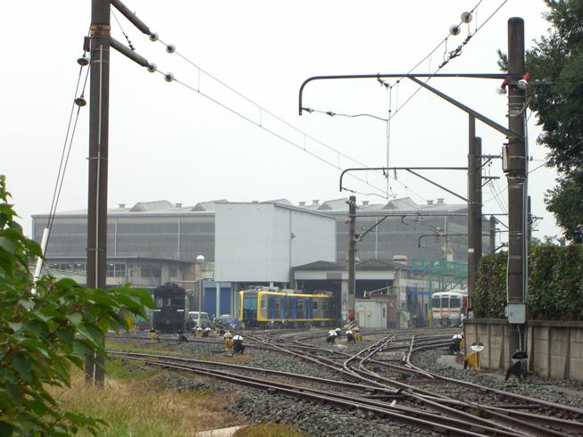 日本車両豊川工場 その1