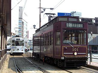 熊本市交通局8800形
